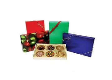 ASSORTED BARK GIFT BOX