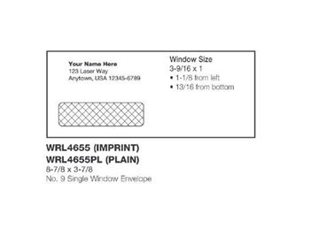 #10 SINGLE WINDOW 4.5 X 1