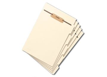 SIDE TAB FOLDER DIVIDERS WITH