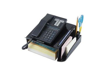 TELEPHONE STAND/MESSAGE CENTER