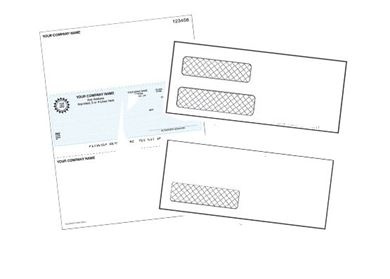 Checks & Banking Forms