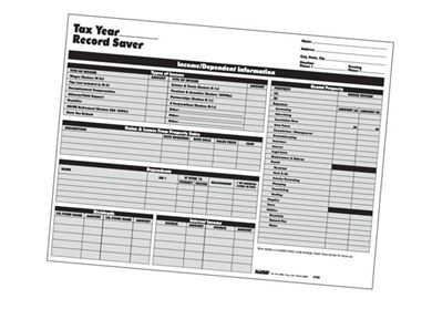 Tax Related Products