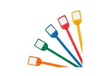 TAG IT TIE MARKER YELLOW