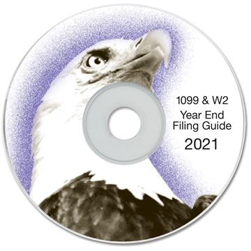 1099 and W2 Information Returns Resource Guide CD